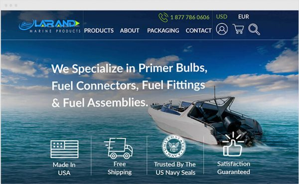 LARAND MARINE PRODUCTS