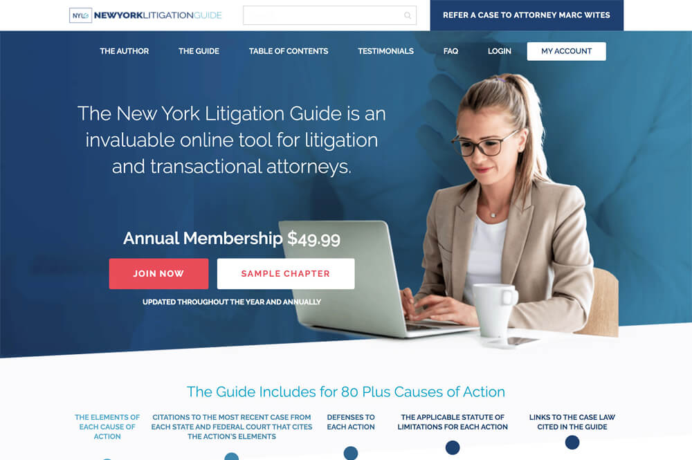 NEW YORK LITIGATION GUIDE